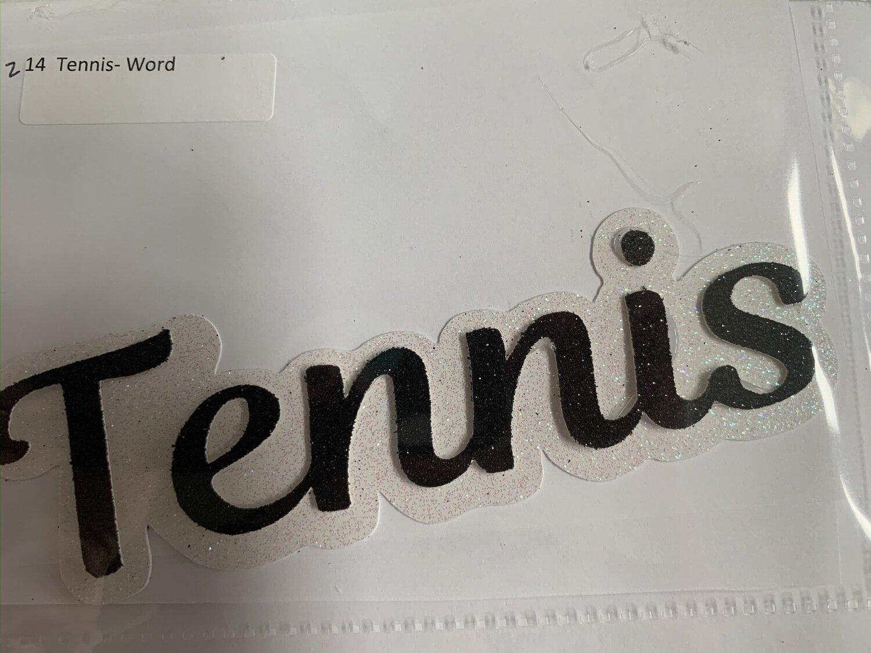 Tennis- Word