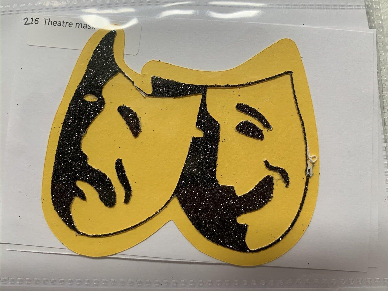 Theatre mask