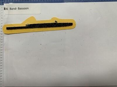 Band- Bassoon