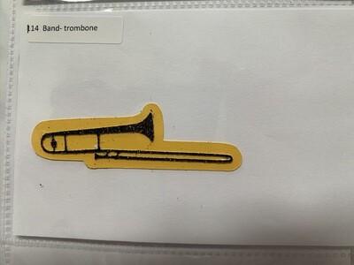 Band- trombone