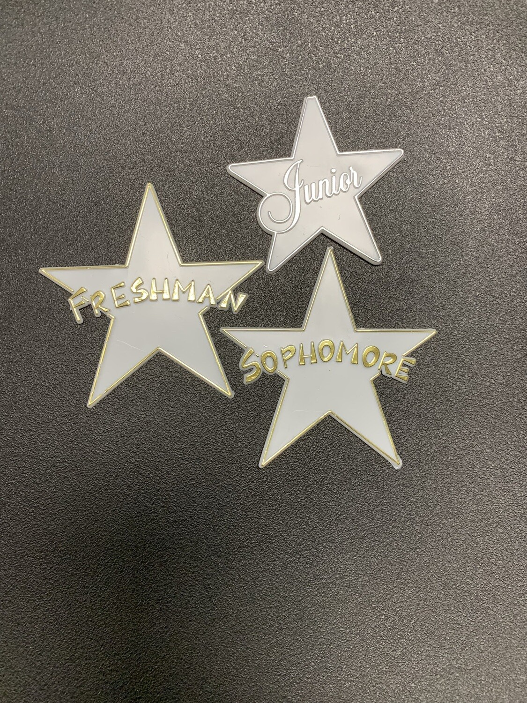 Freshman Star Plaque
