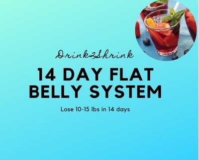 14 Day Flat Belly System