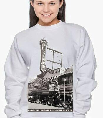 Redford Theatre 1928 Sweatshirt