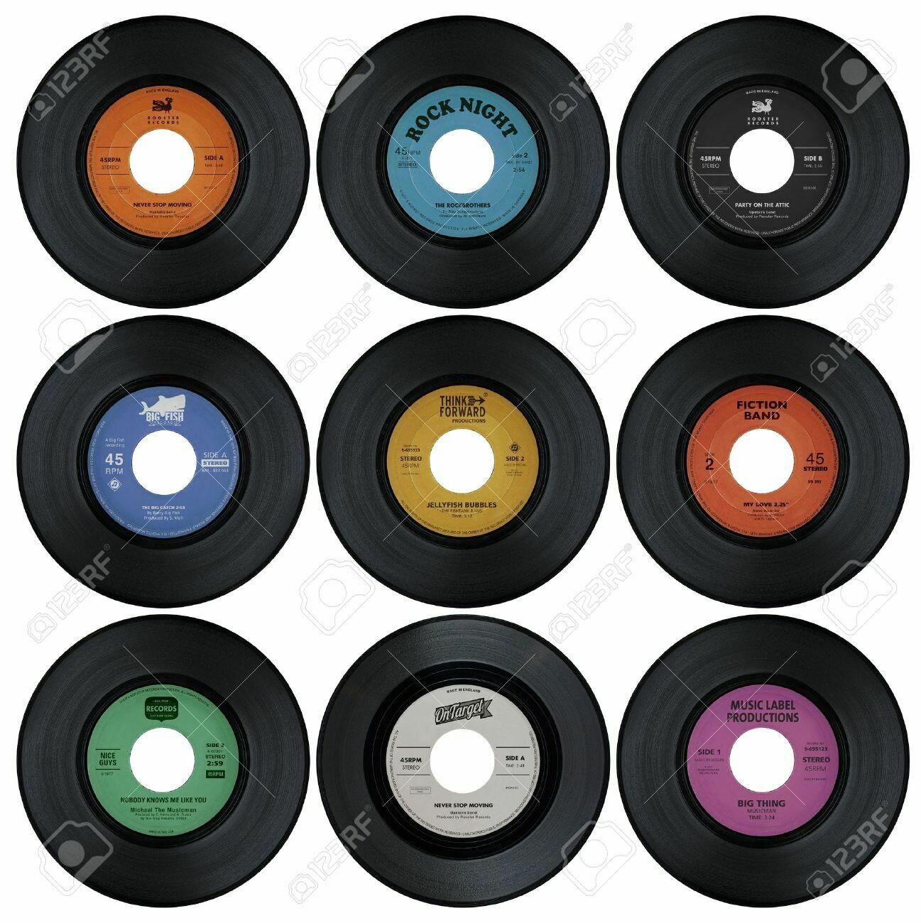 Mystery Vinyl