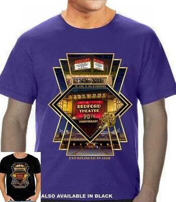 Redford Theatre 90th Anniversary Shirt