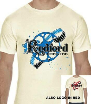 Redford Theatre Movie Reel T-Shirt