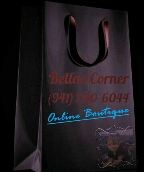 Bella's Corner Online Boutique