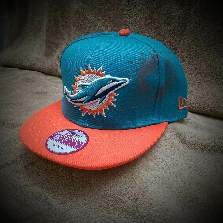 NFL Teams Caps Dolphins