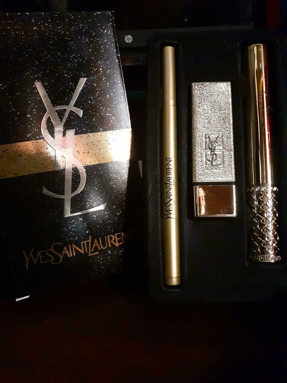 Yves Saint Laurant 3pc Set