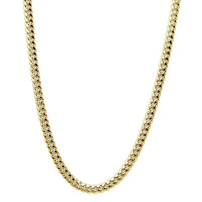 26in Small Cuban Link
