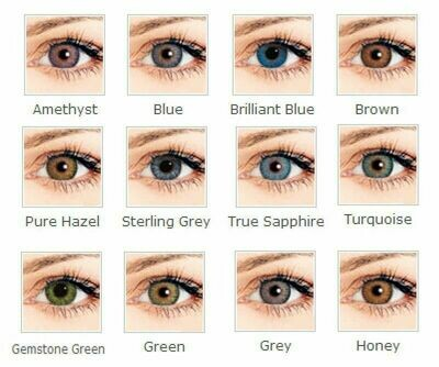 Fresh Look Colored Contact Lenses