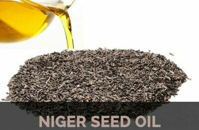 Wood pressed Niger Seed Oil