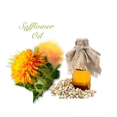 Wood pressed Safflower Oil