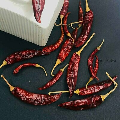 Whole Dry Red Chilli, Lakhnowi