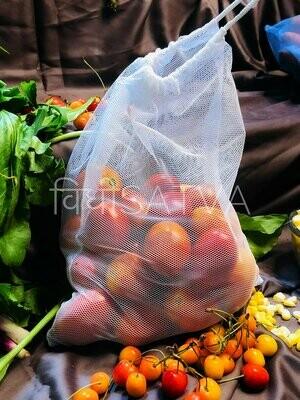 Vegetable/Fruits Storage Bags (Pack of 5 Bags )