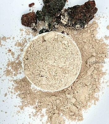 Himalayan Black  Rock Salt Powder