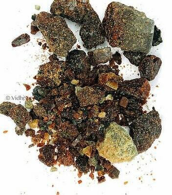 Himalayan Black  Rock Salt