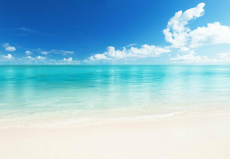 Fotomural Orilla de playa 00156