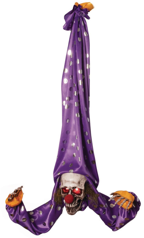 Animated Hanger Clown