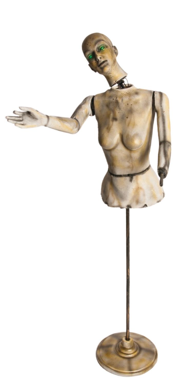 Animated Mannequin