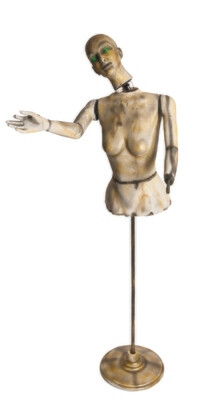 Animated Mannequin