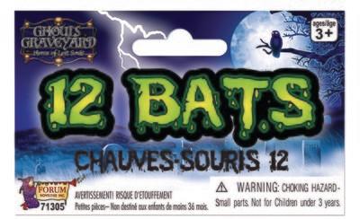 12 Bats