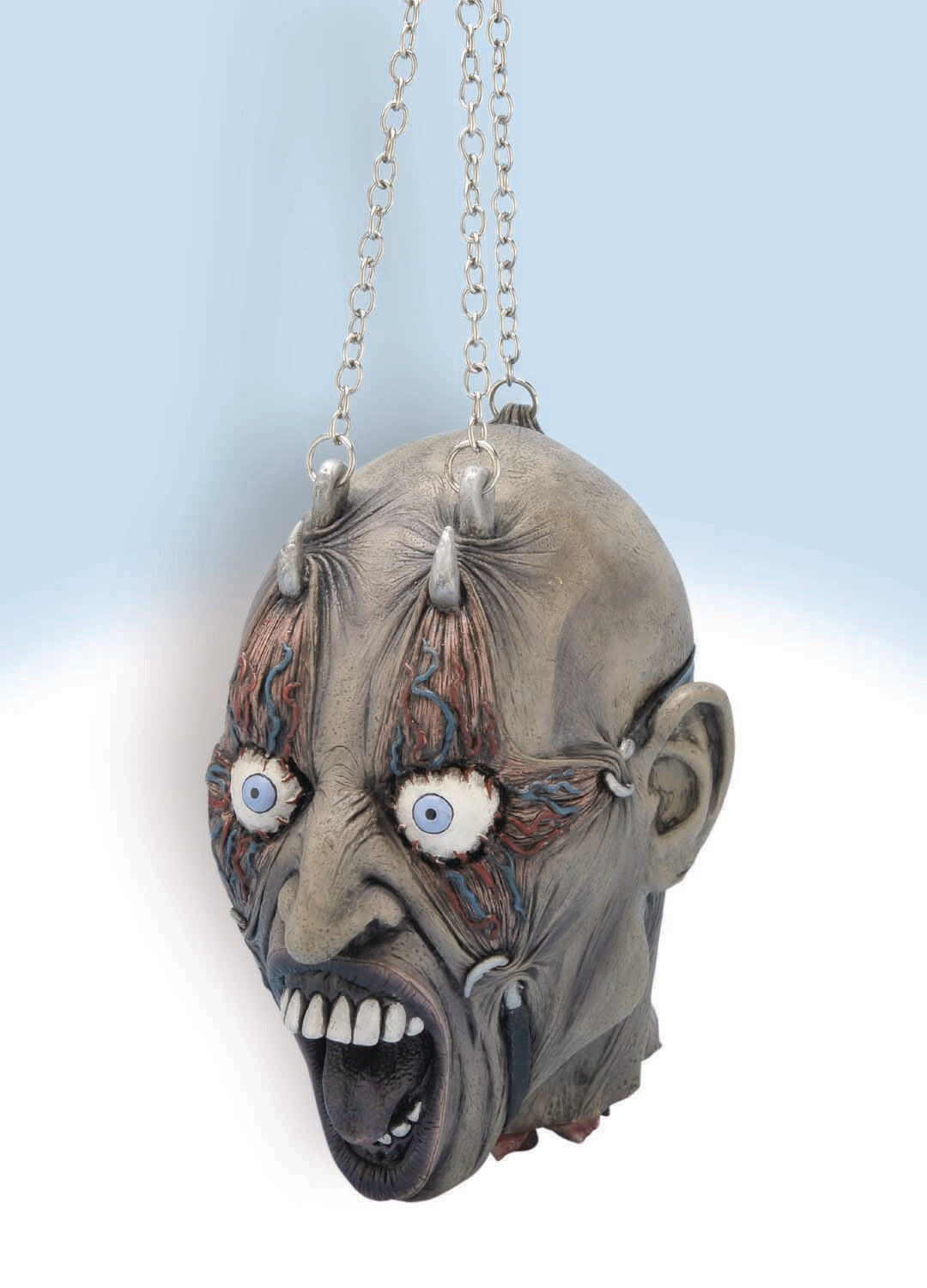 Cut Off Head In Chains
