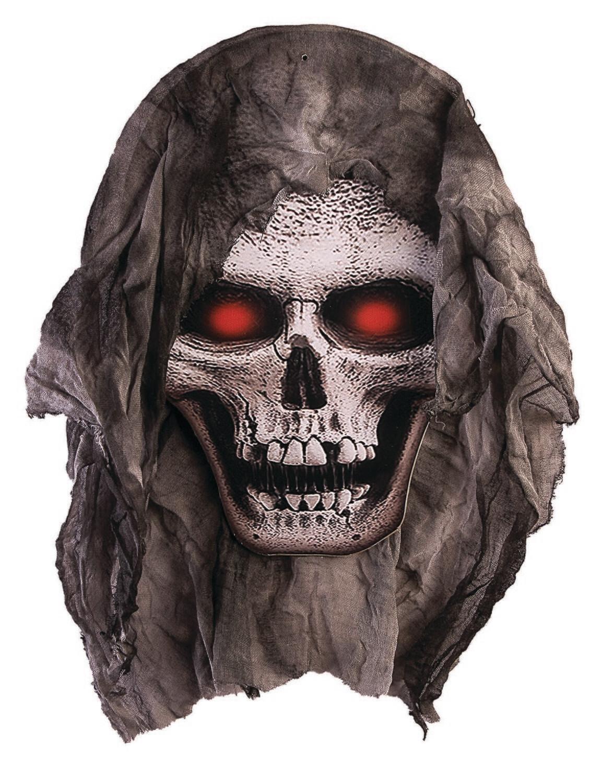 Skull Head With Gauze