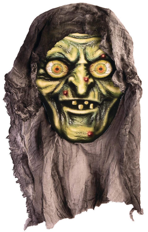Witch Head With Gauze