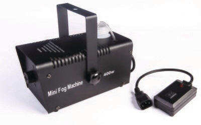 400W Value Fog Machine