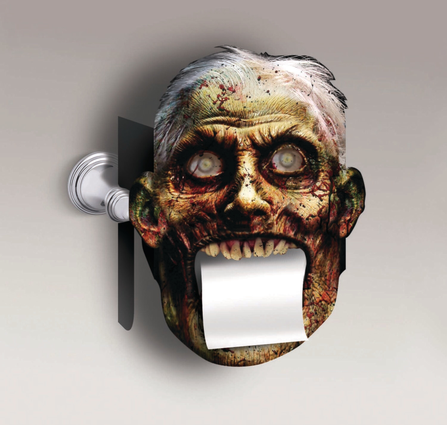Bloody Bath Toilet Paper Cover