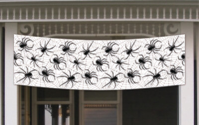 Creepy Cloth Spiders