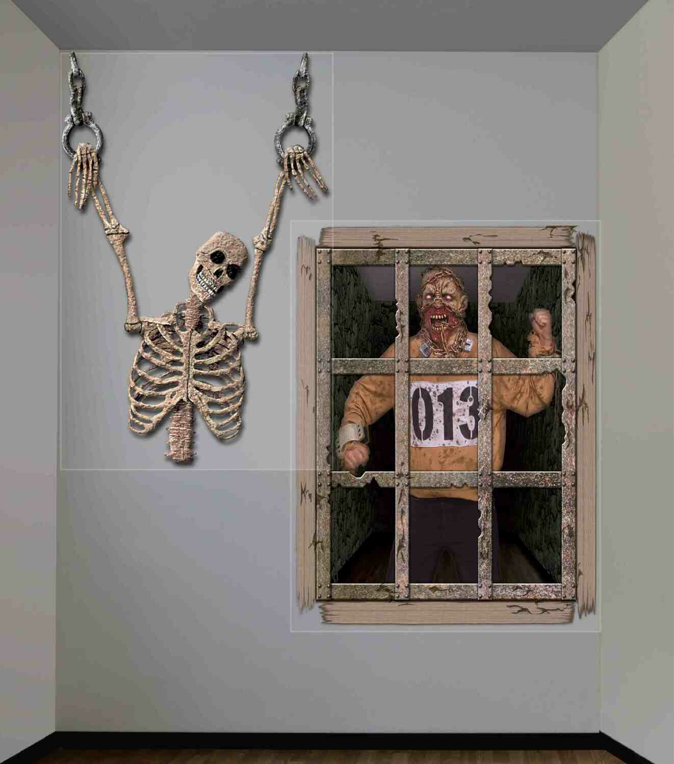 Dungeon Gruesome Giant Wall Decor