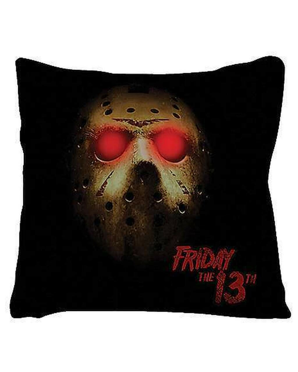 Light-Up Pillow - Jason