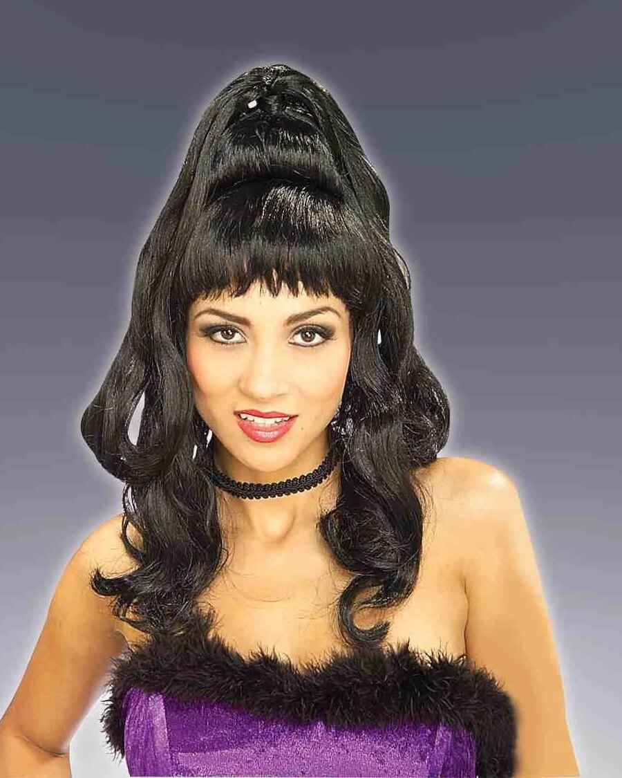Brigitte Wig - Black