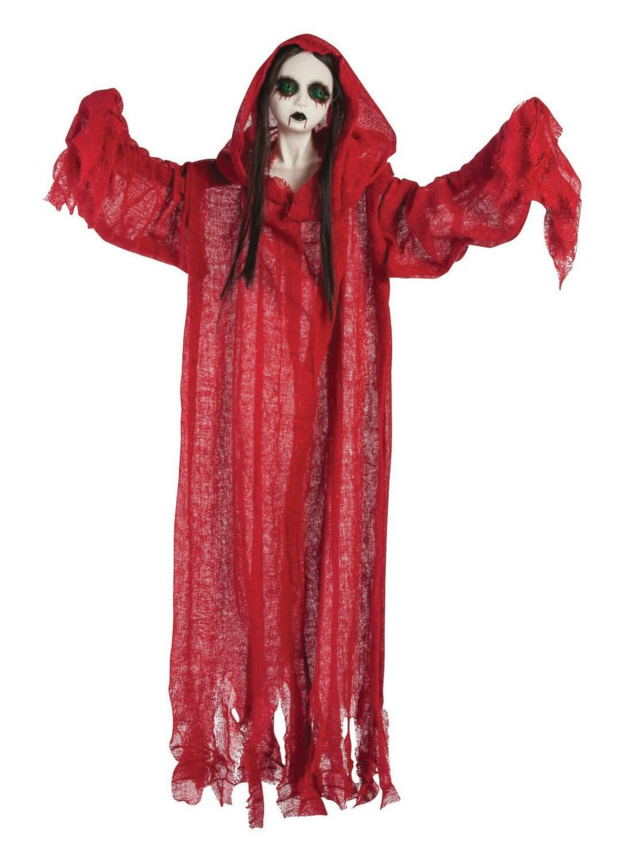 Red Woman Hanger