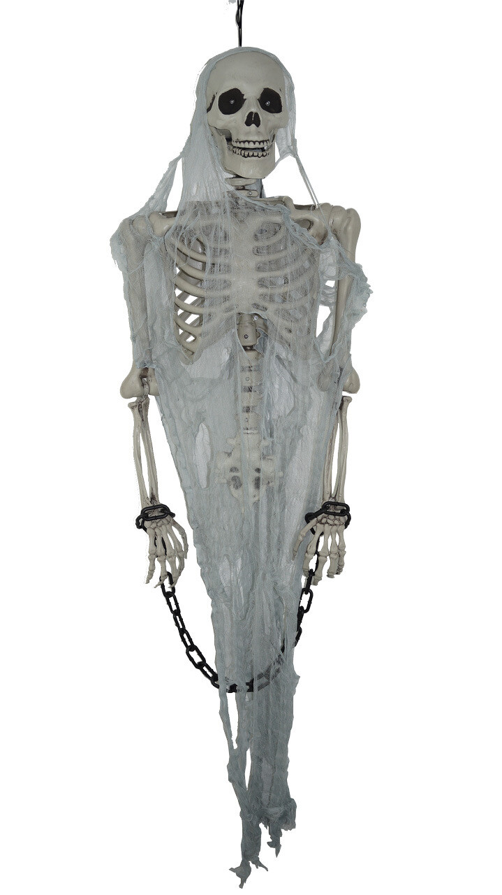 Talking Skeleton Prisoner