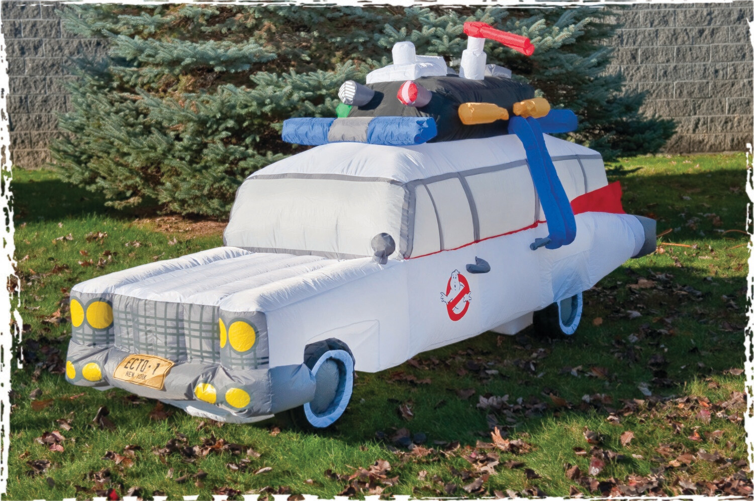 Ghostbusters Ecto-1 Inflatable