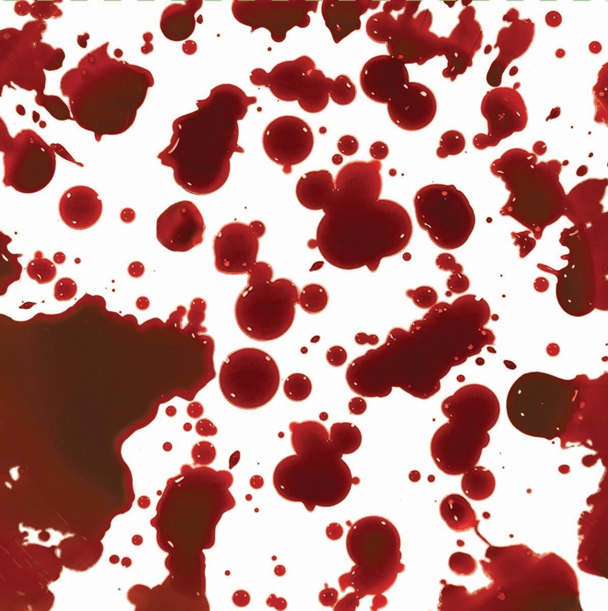 Bloody Napkins