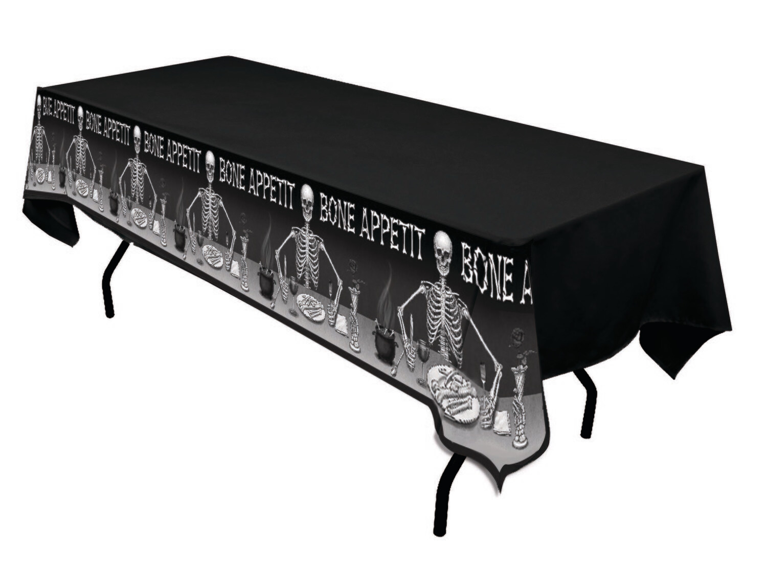 Bon Appetit Table Cover