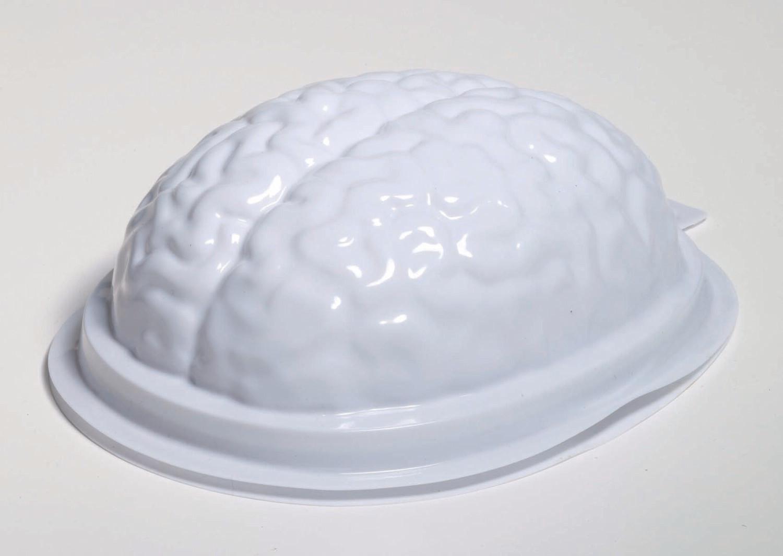 Brain Dessert Mold