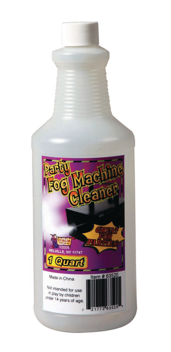 Fog Machine Cleaner