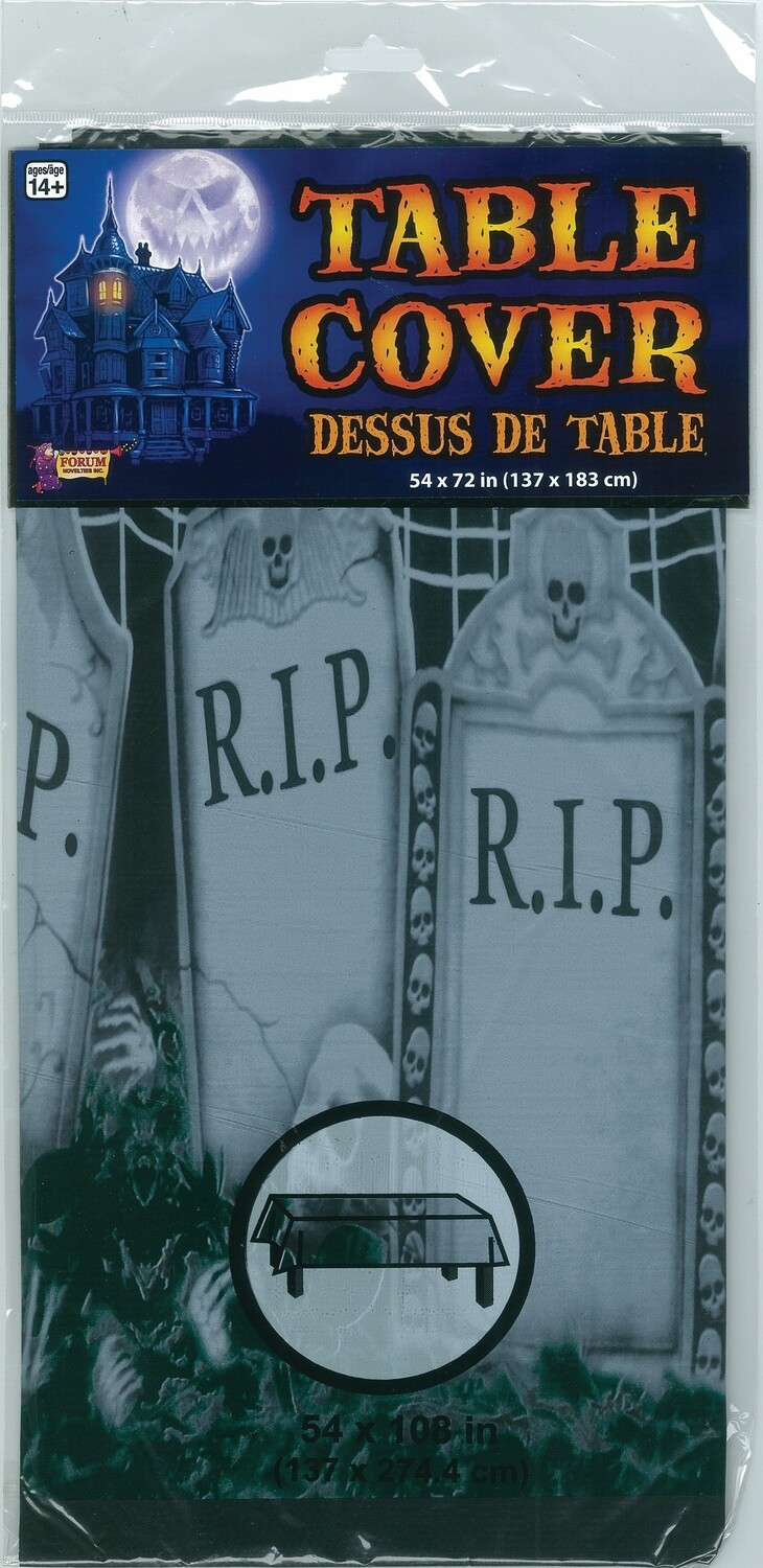 Graveyard Table Cover