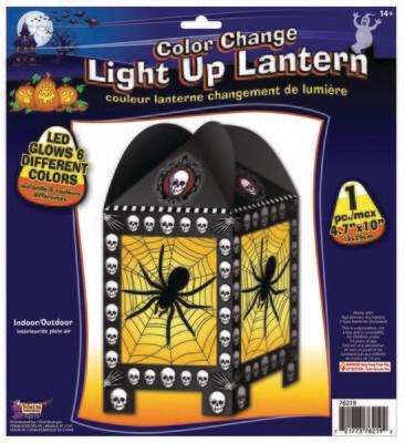 Halloween Lantern - Spider