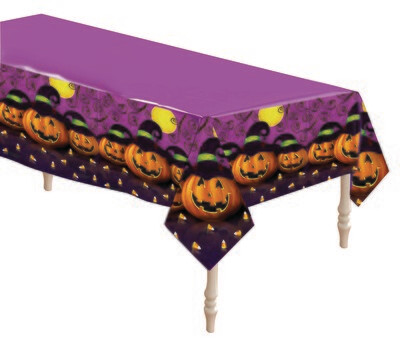Pumpkins Table Cover