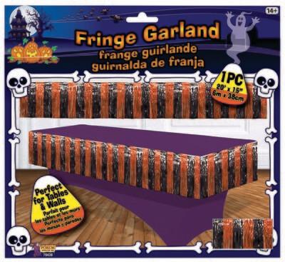Tinsel Fringe Garland