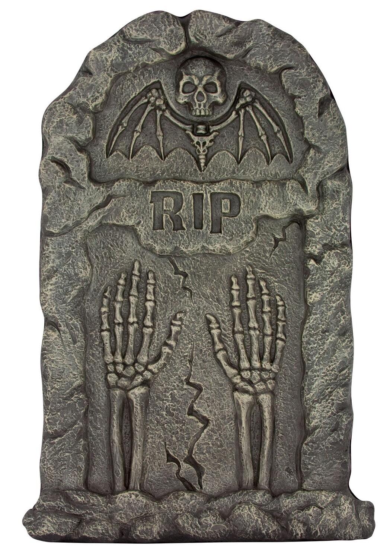 """""""R.I.P. Foam Tombstone"""