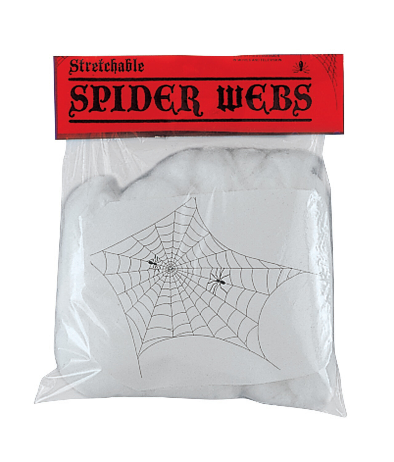 Giant Spider Webs - White
