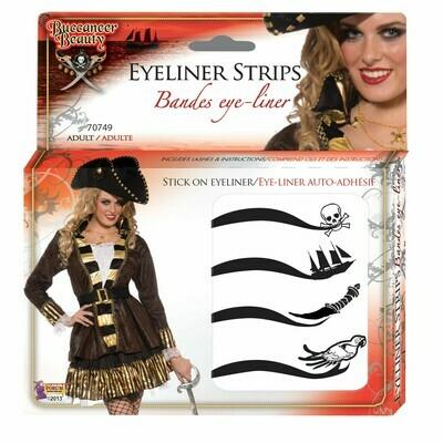 Buccaneer Beauty Eyeliner Kit