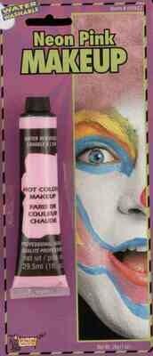 Cream Makeup - Neon Pink